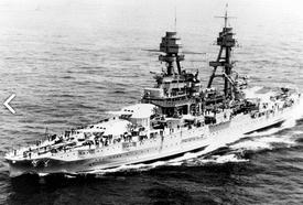 USS Pennsylvania (BB-38), 1934