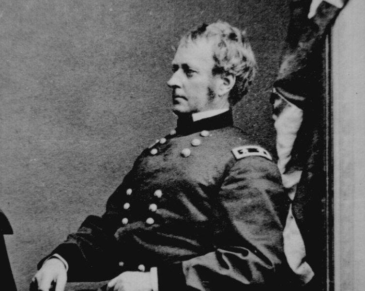 major general joseph hooker in the civil war