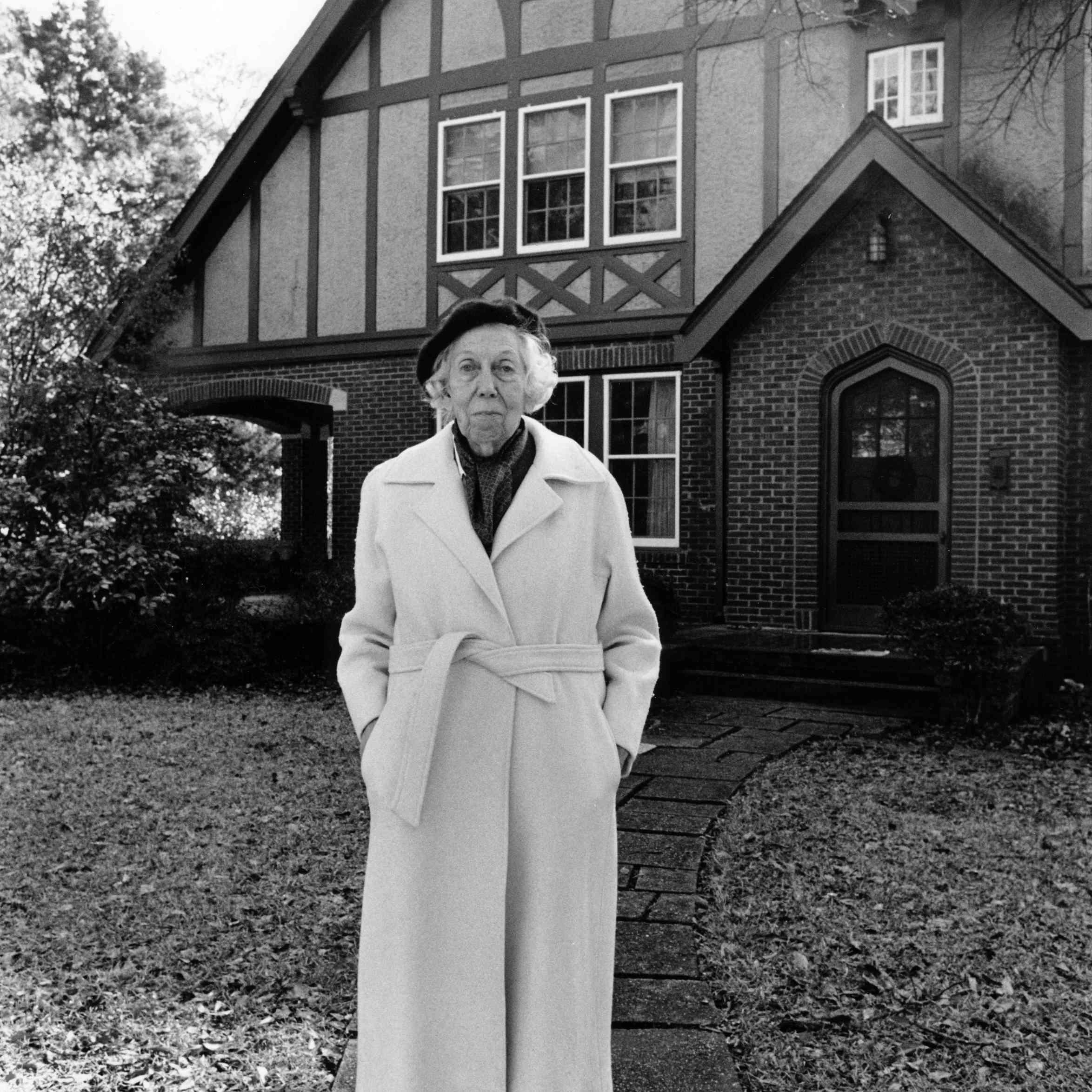 Eudora Welty Portrait