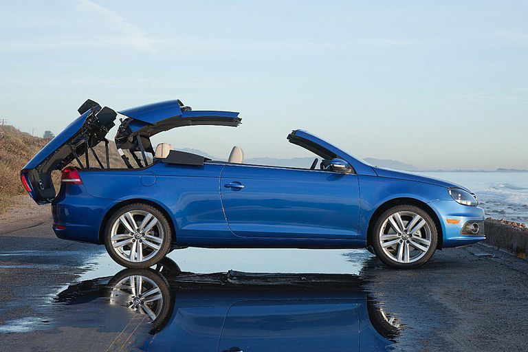 Cheapest  Small Hard Top Convertible Car