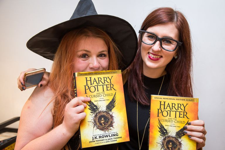 'Harry Potter & The Cursed Child' - Book Release At Foyles