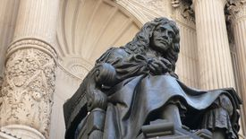 statue of Moliere