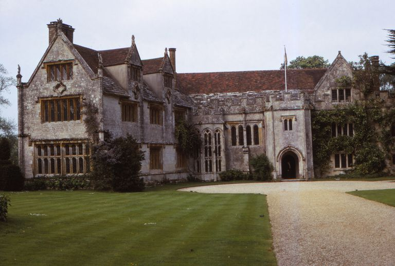 Athelhampton House, Early Tudor Medieval Manor, Dorset.