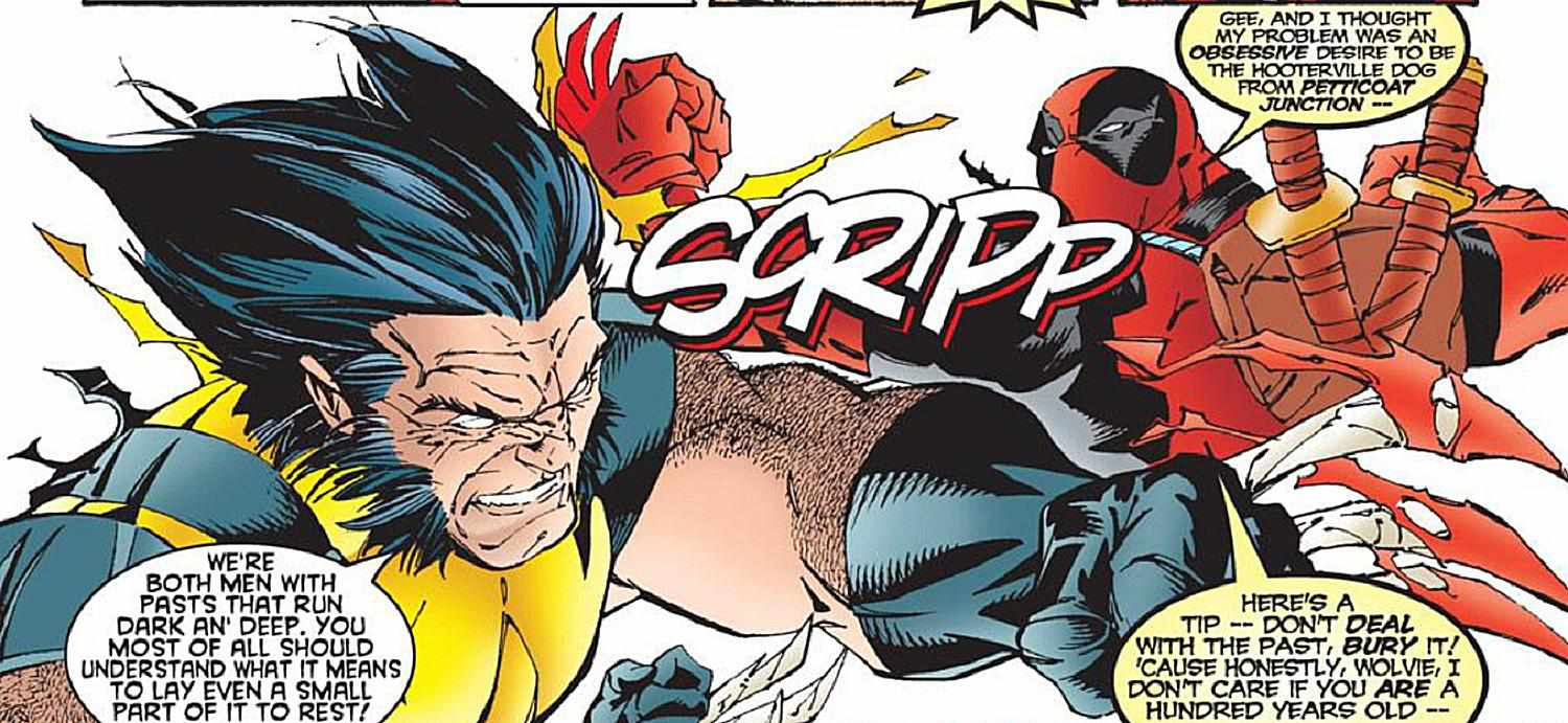 Wolverine by Walter McDaniel, Whitney McFarland, and Kevin Somers