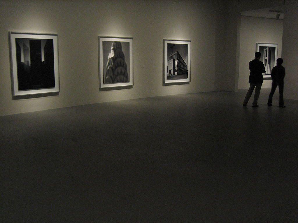 Gallery showing Helen Levitt's photos