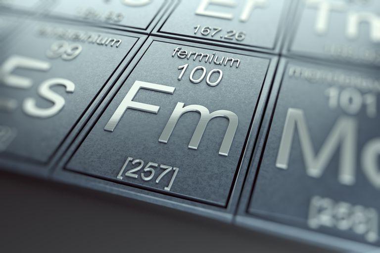 The element fermium