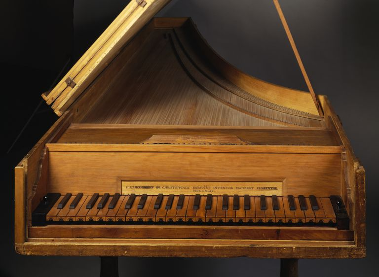 17th-18th century piano, by Bartolomeo Cristofori