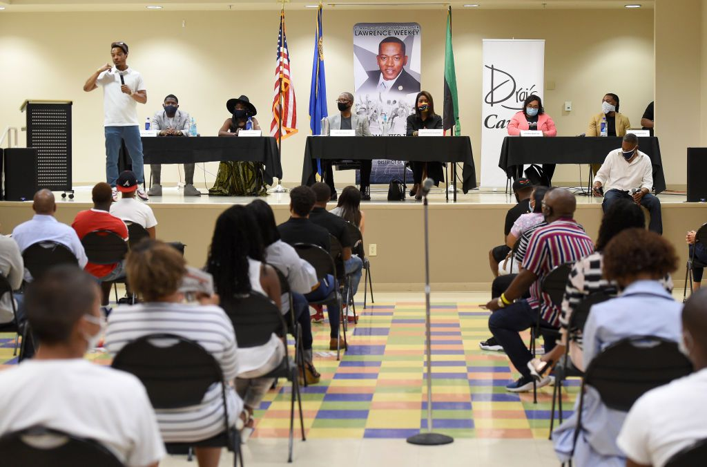 Clark County, Nevada police host Policing and Race Summit on June 24, 2020