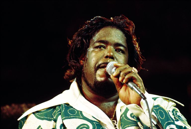 Photo of Barry WHITE
