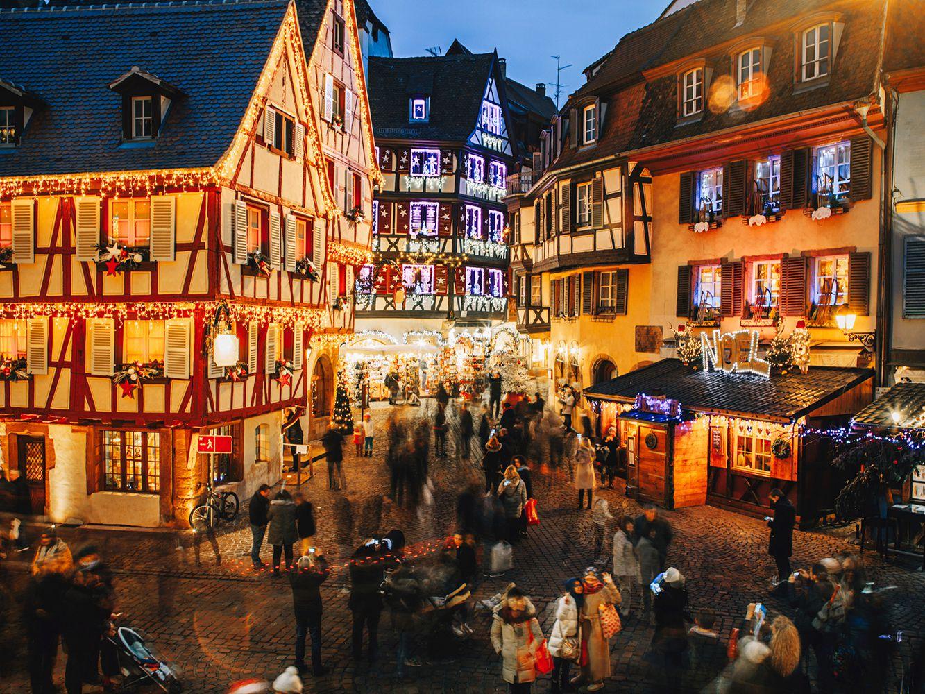 Christmas City Vet.Vive Le Vent A Popular French Christmas Carol