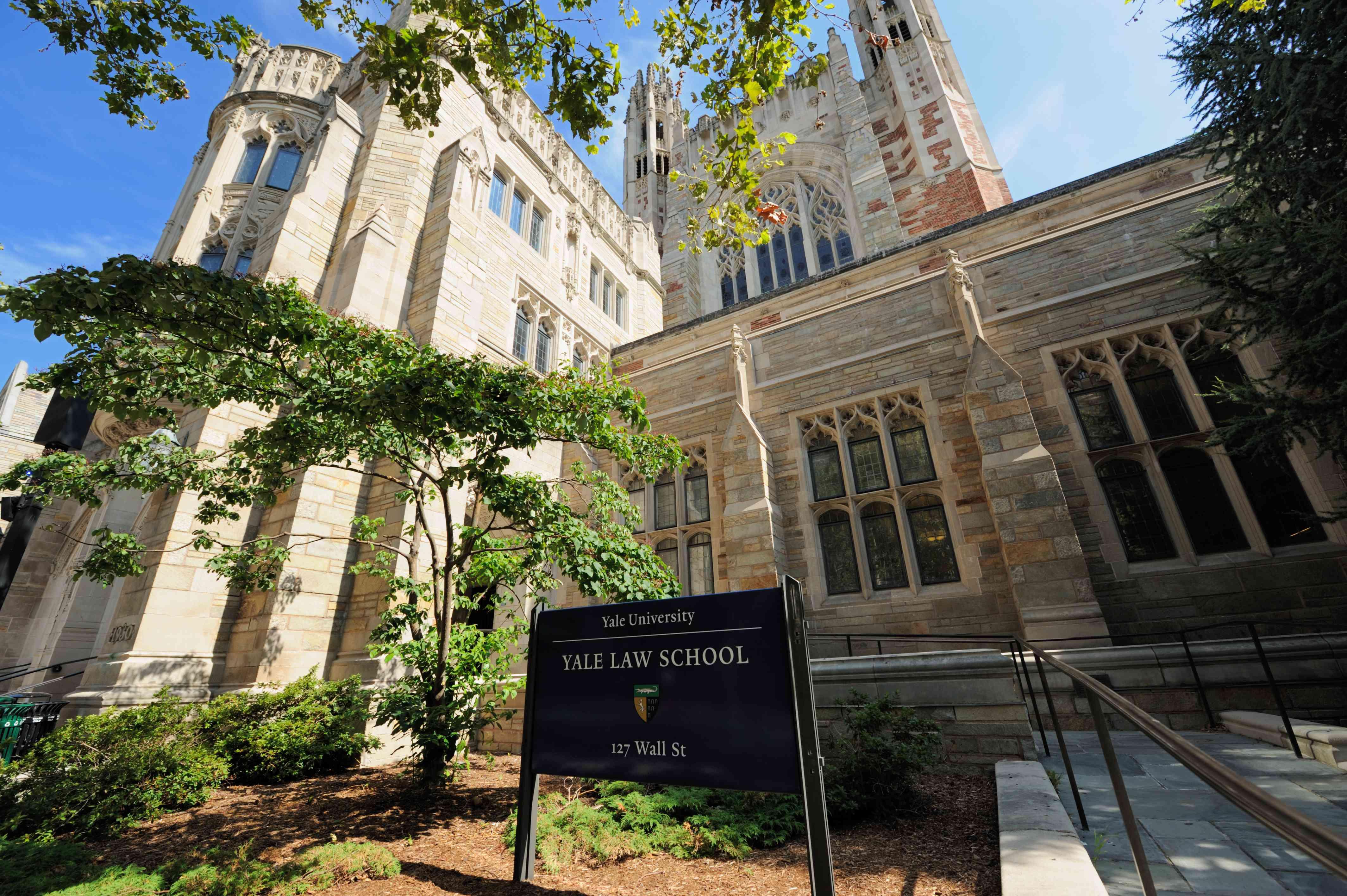 Top 14 Law Schools