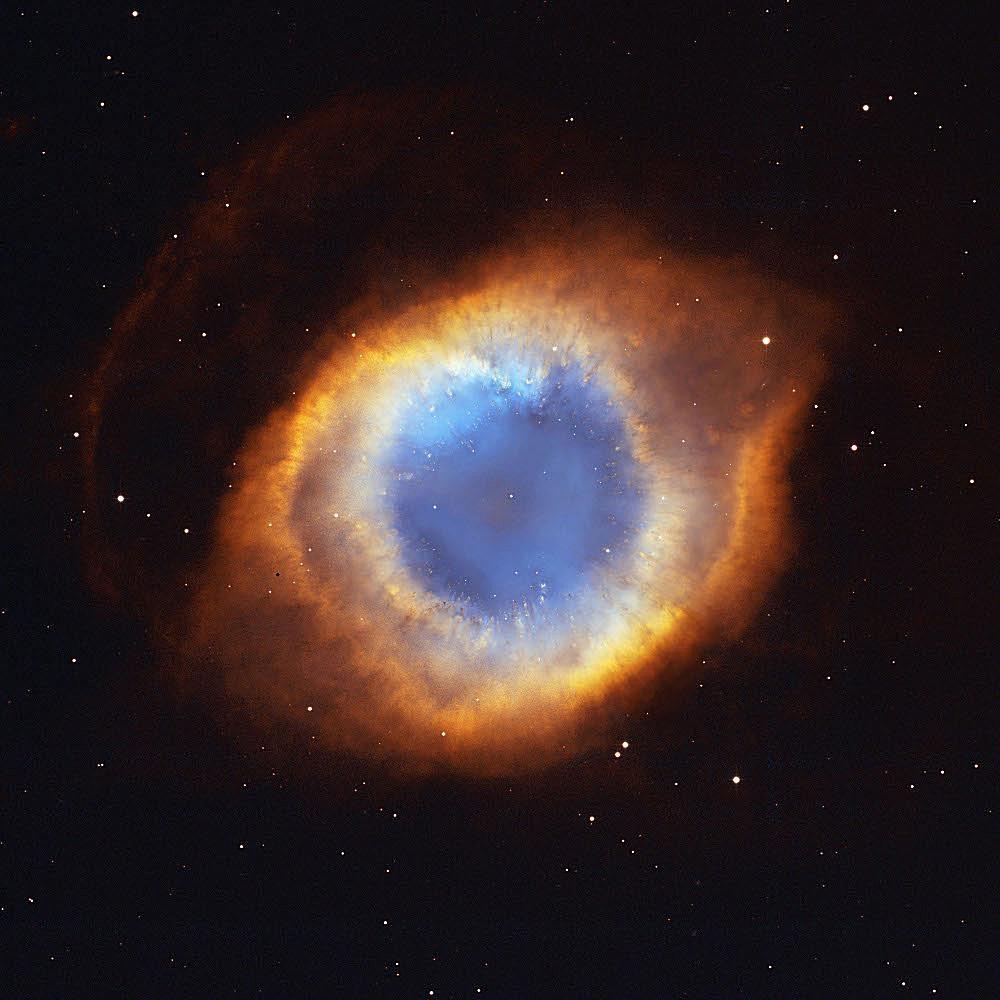 """""""Eye of God"""" or Helix Nebula"""