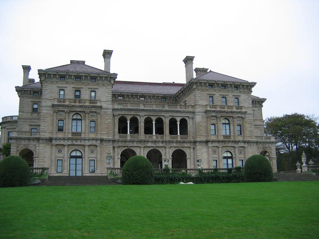 Breakers Mansion à Newport, Rhode Island