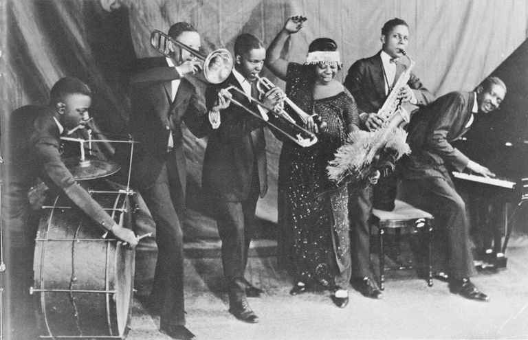 Ma Rainey In Chicago