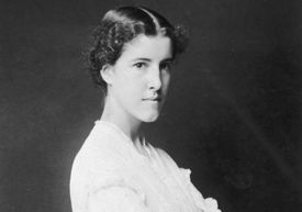 Portrait of Charlotte Perkins Gilman, circa 1896