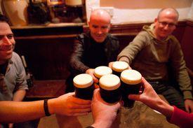 An Irish toast