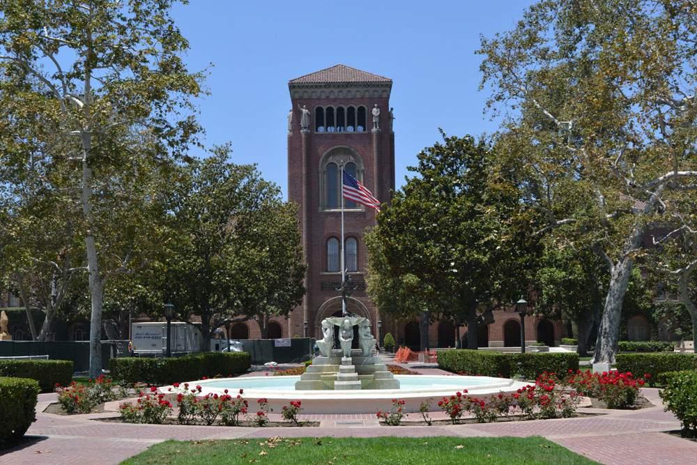 USC Alumni Memorial Park