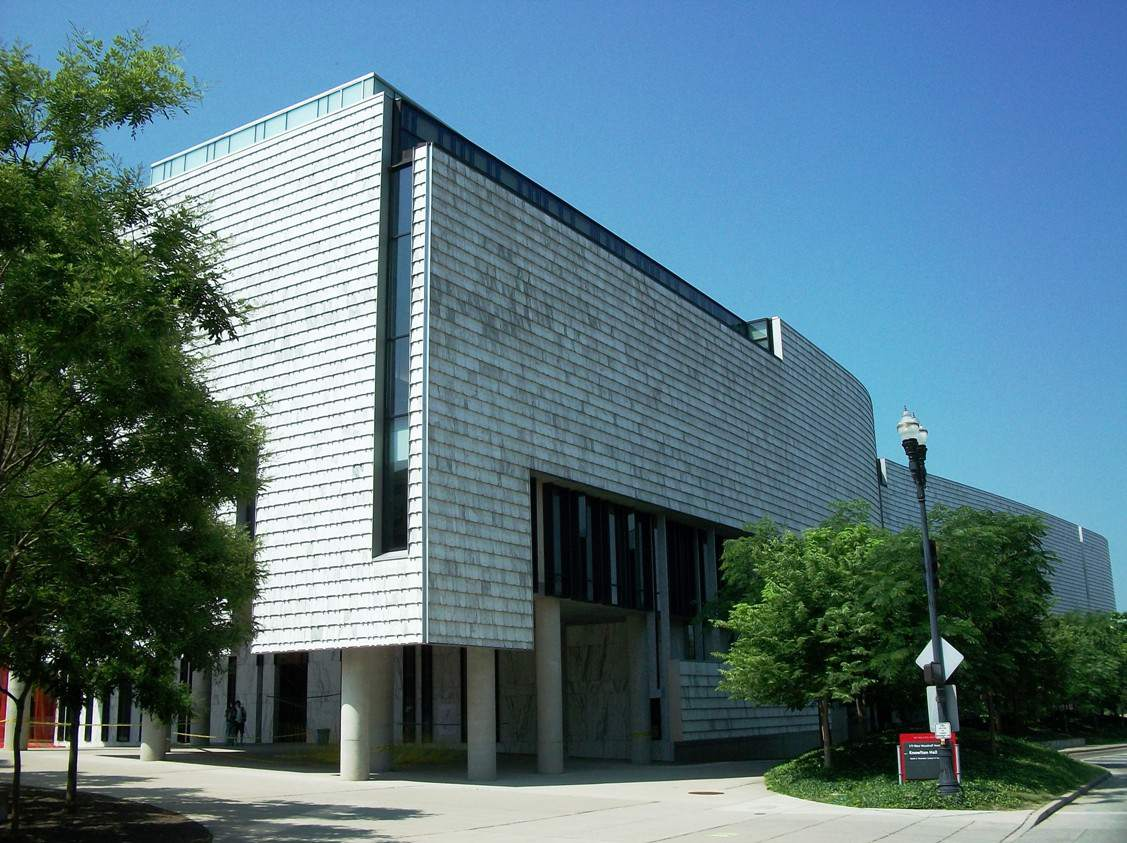 Knowlton Hall at the Ohio State University