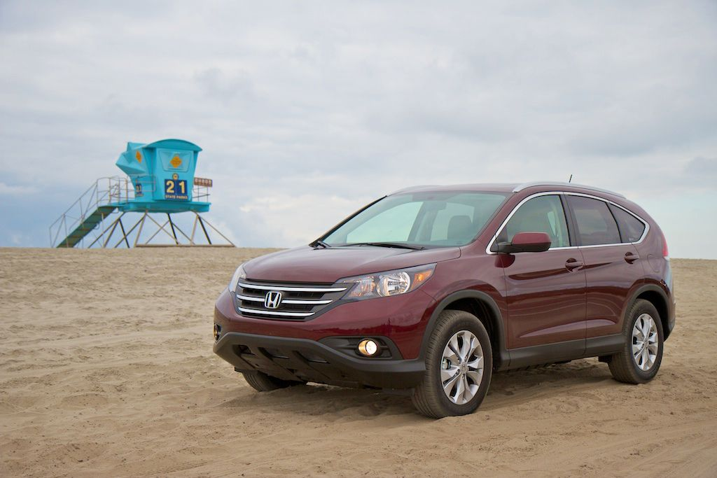 2012-2013: 10 Best Inexpensive SUVs and Crossovers