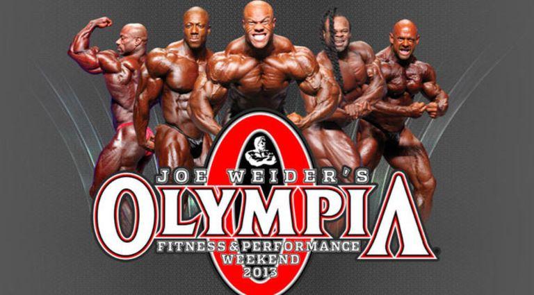 2015 Mr. Olympia