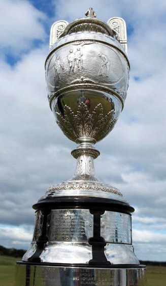 British Amateur Championship Trophy