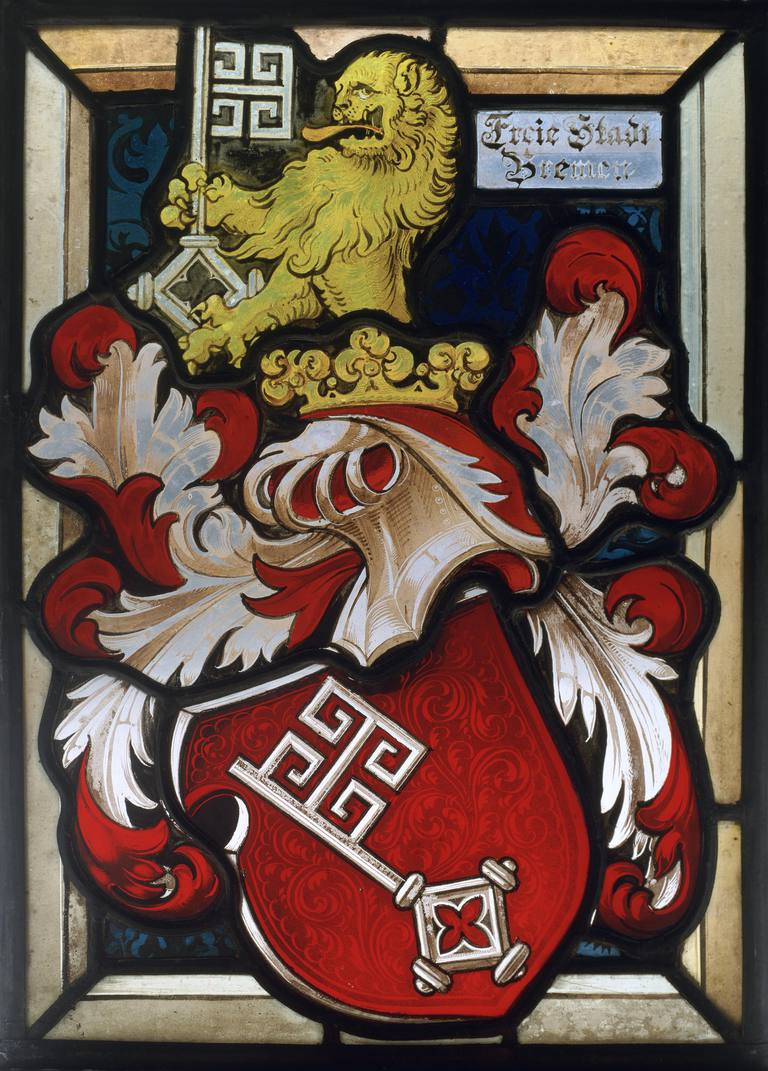 Sixteenth century coat of arms