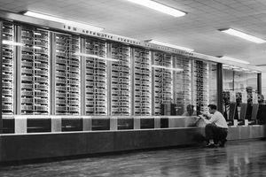 Harvard Mark I Computer