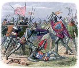 Duke of Alencon at Battle of Agincourt