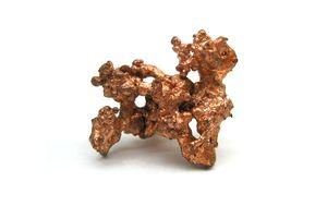 Piece of native copper