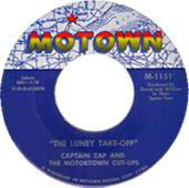 A typical Motown label of the Sixties