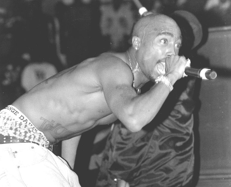 Tupac-Inspired Pop-Up Restaurant In the Works - Rolling Stone |Tupac Performing