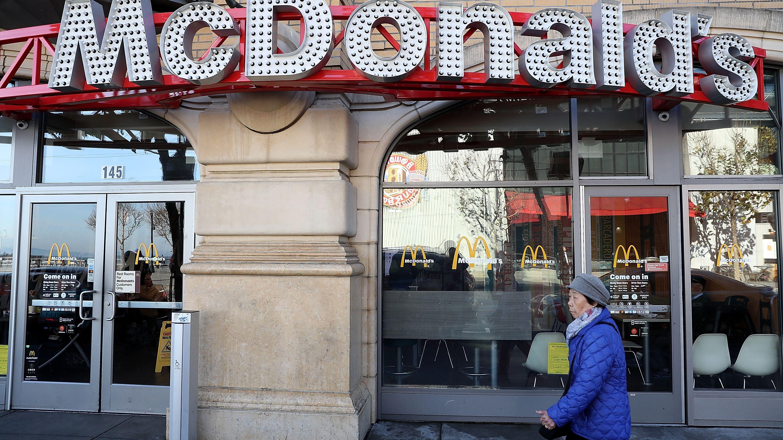 Number of McDonald's Restaurants Worldwide