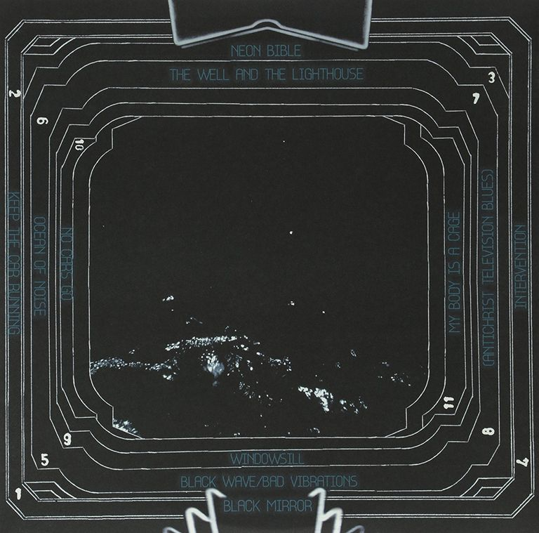 Arcade Fire Neon Bible Album Cover