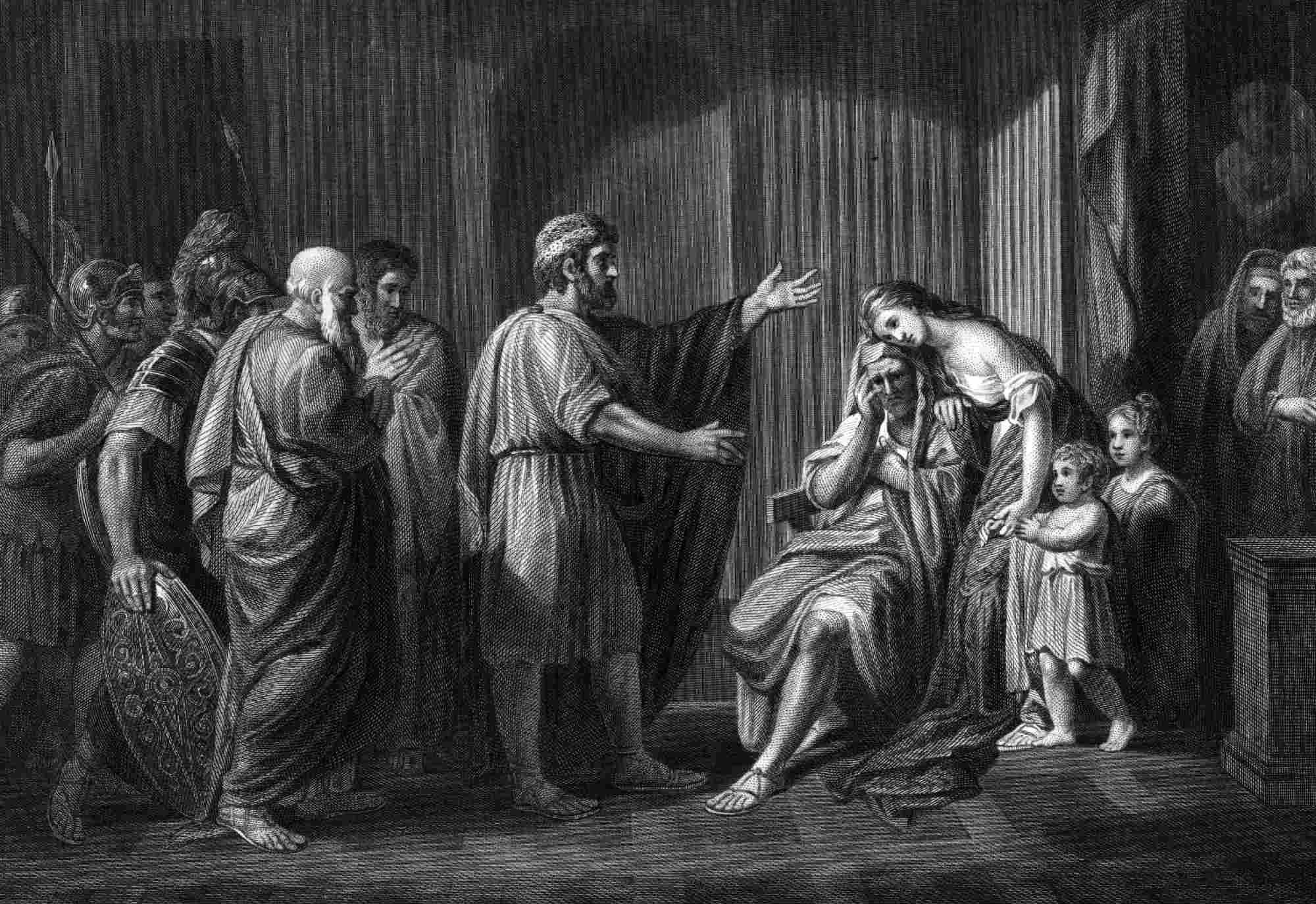 Cleombrotus, King of Sparta