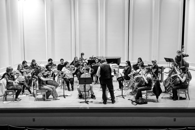 College Orchestra Concert