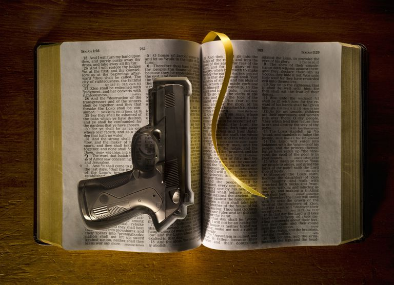 What The Bible Says About Guns And The Second Amendment