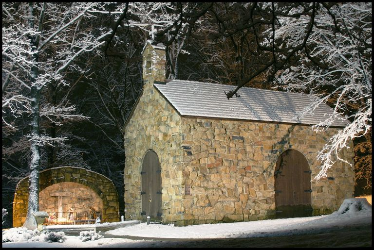Portiuncula Chapel at Franciscan University of Steubenville