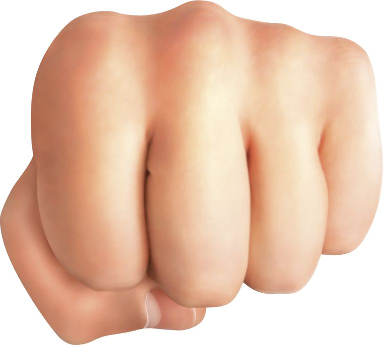 Popping your knuckles is much like popping open a can of soda.