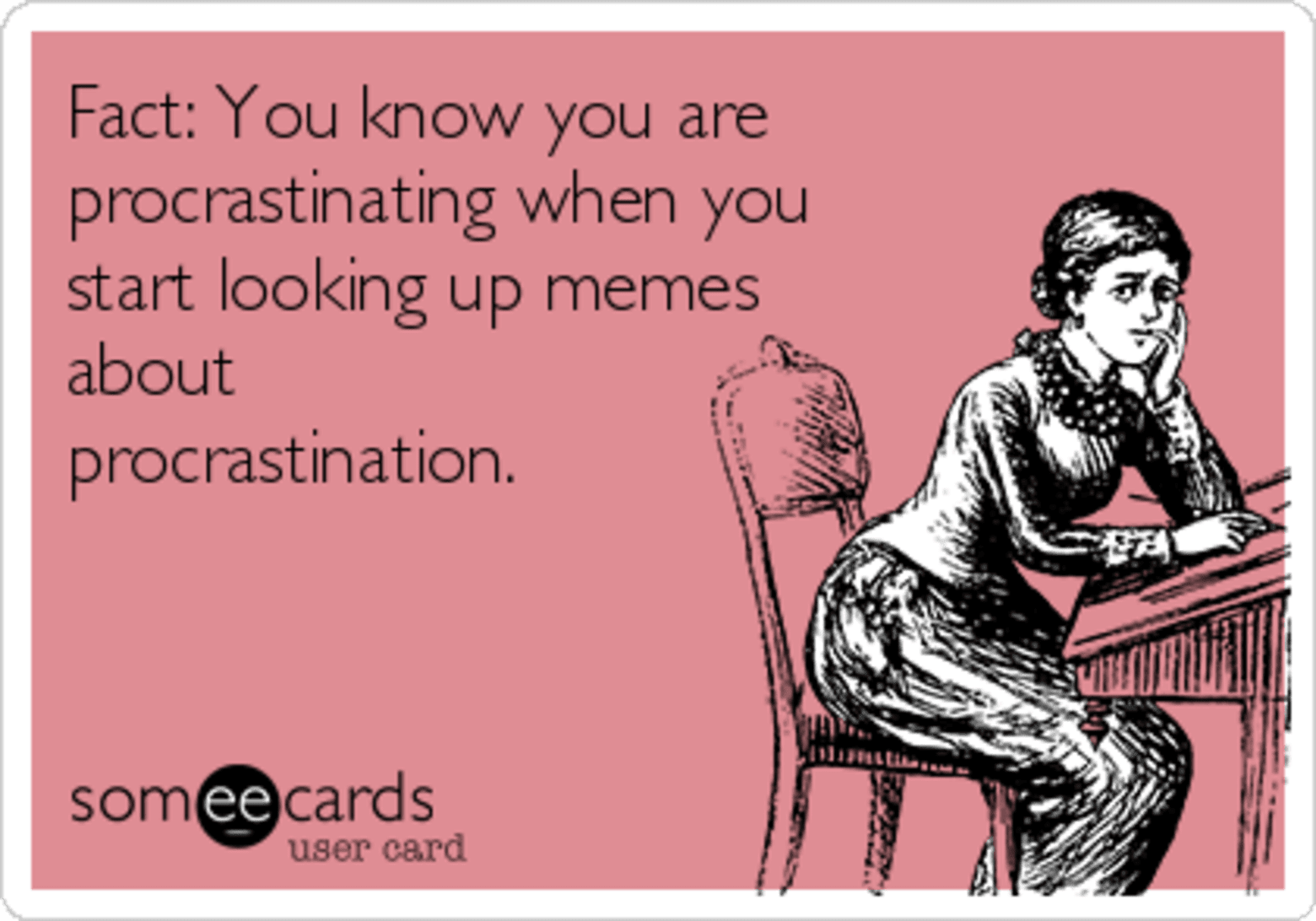 You Won't Want to Put Off Reading These Funny Procrastination Memes