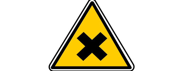 Lab Safety Sign Quiz (Hazard Symbols)