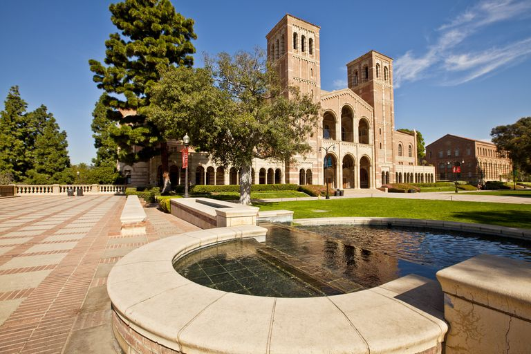 Royce Hall, University of California, Los Angeles (UCLA)
