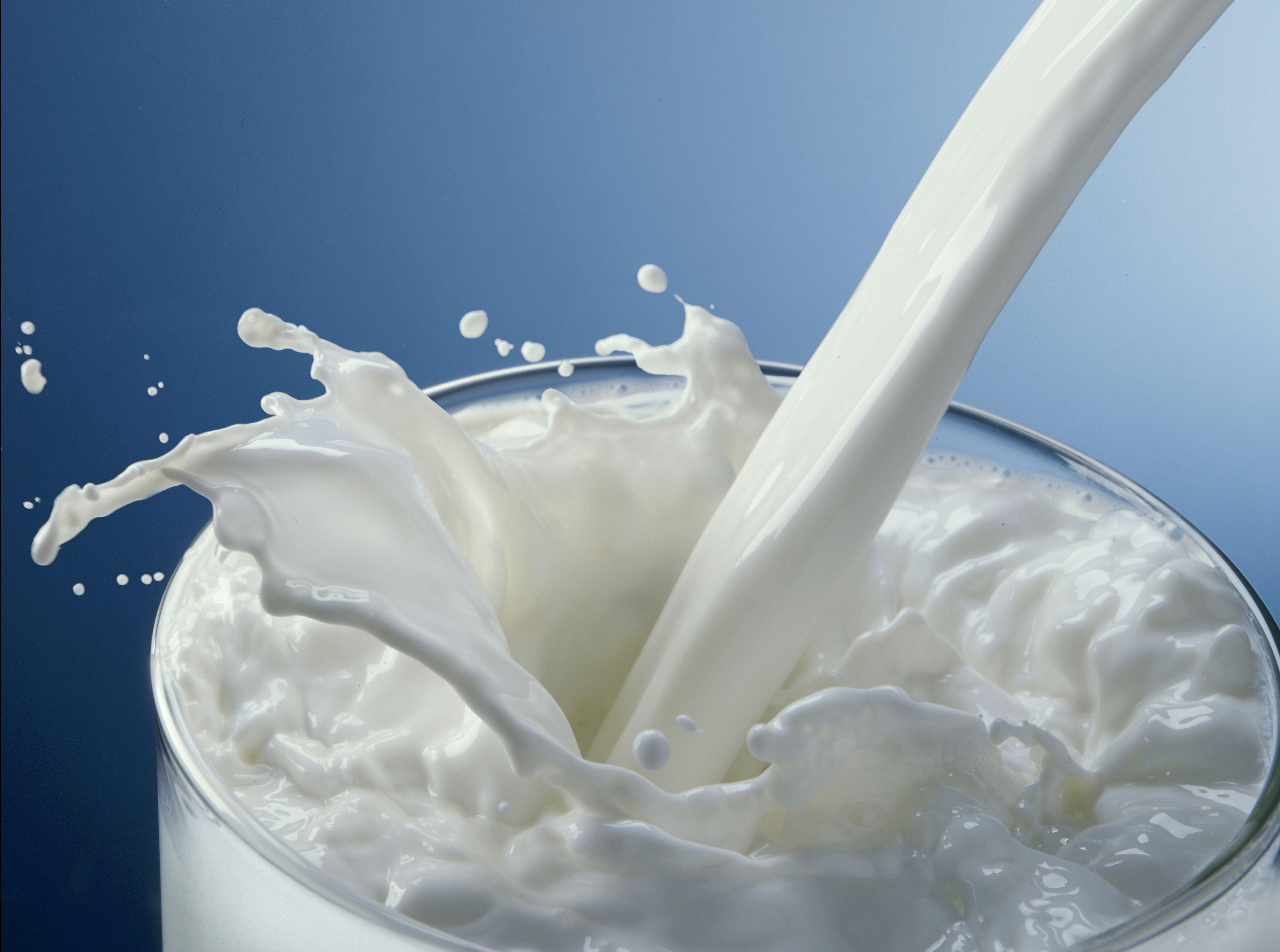 mjölk ph värde