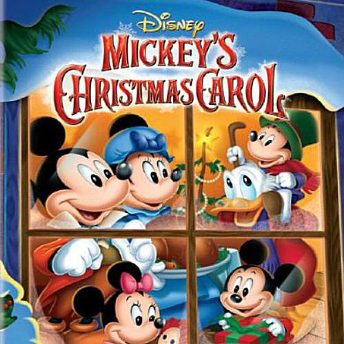 disneys mickeys christmas carol