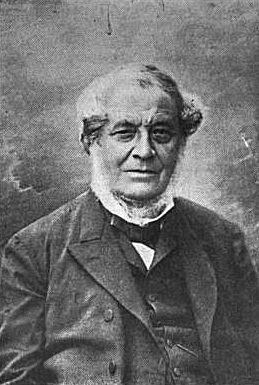 Robert Wilhelm Bunsen (1811 - 1899)