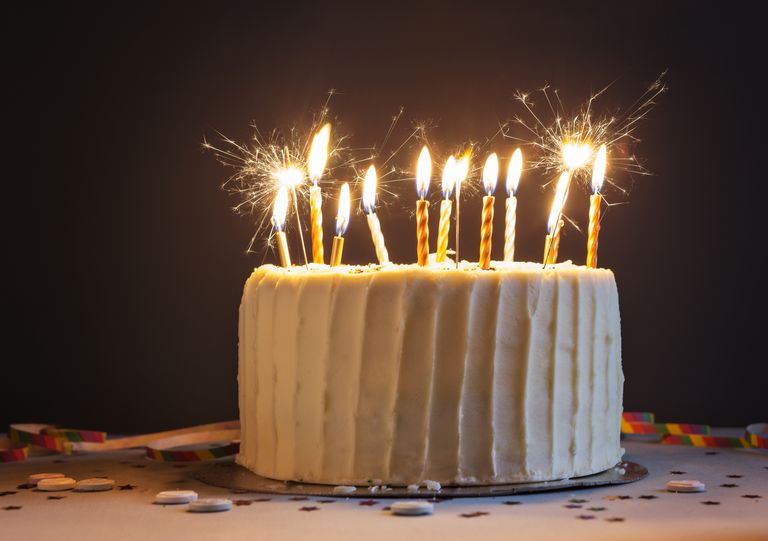 Are Sparklers Safe on Cakes?