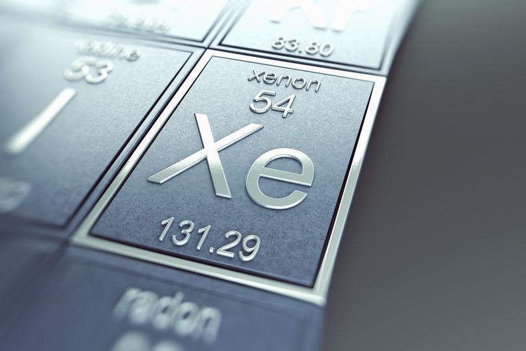Interesting Xenon Facts And Uses In Chemistry