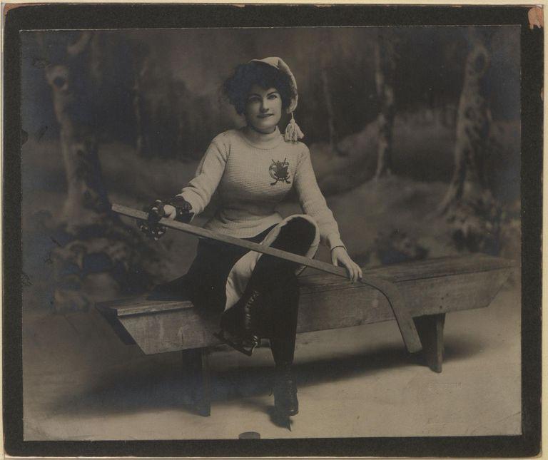 A Century of Woman's Hockey