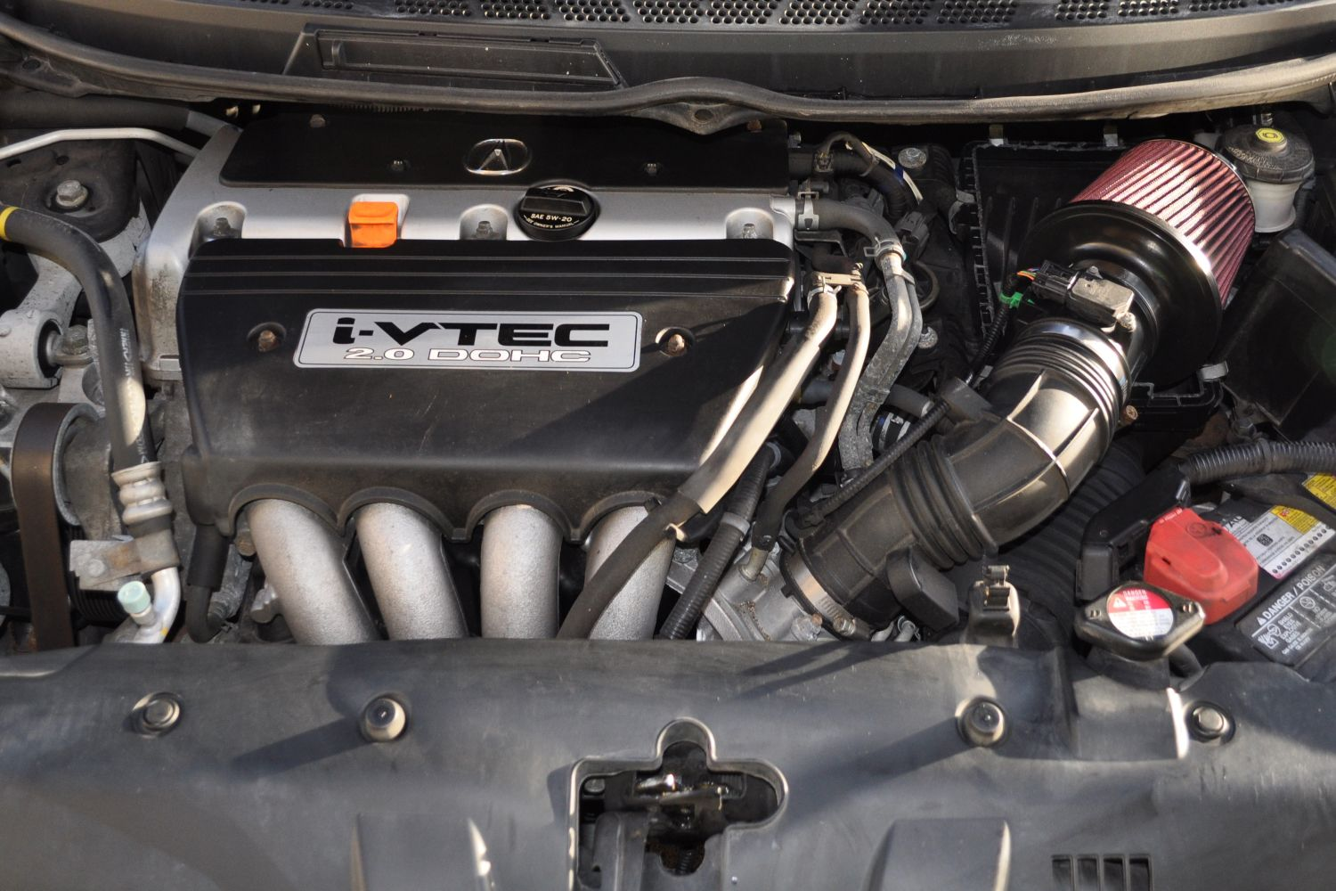 The Air Intake System: How It Works