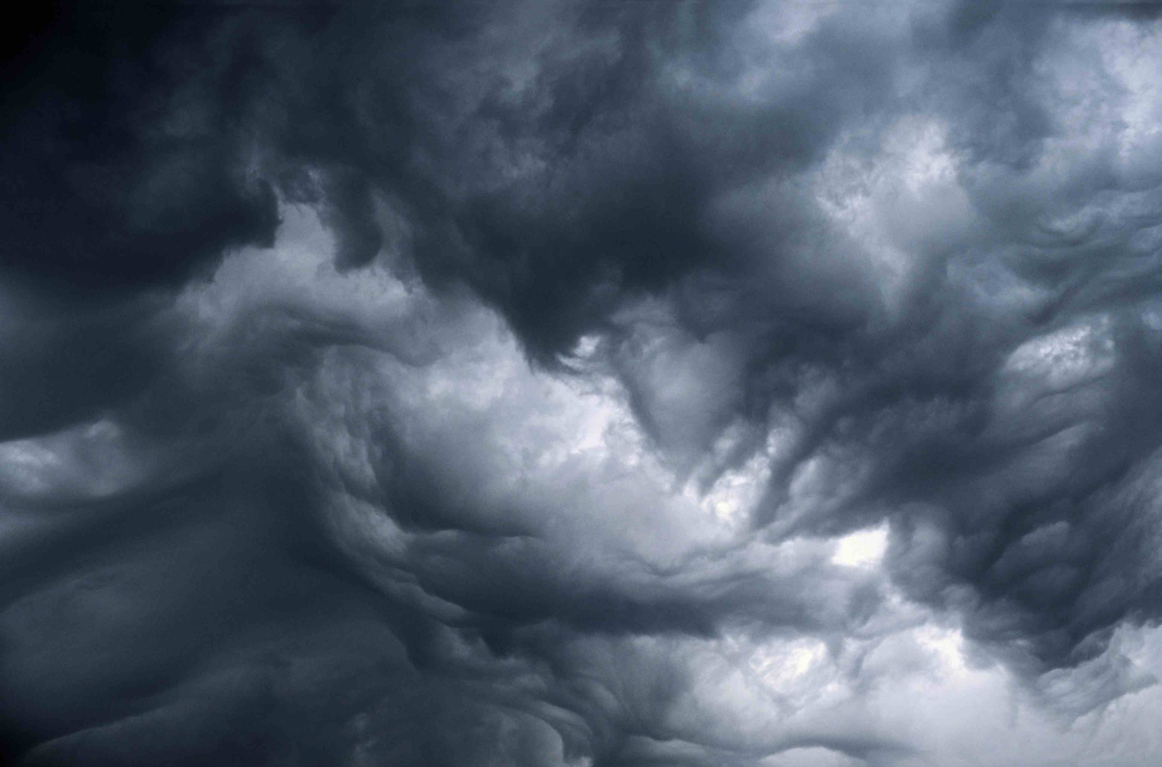 Asperitas clouds are the newest cloud type, proposed in 2009.