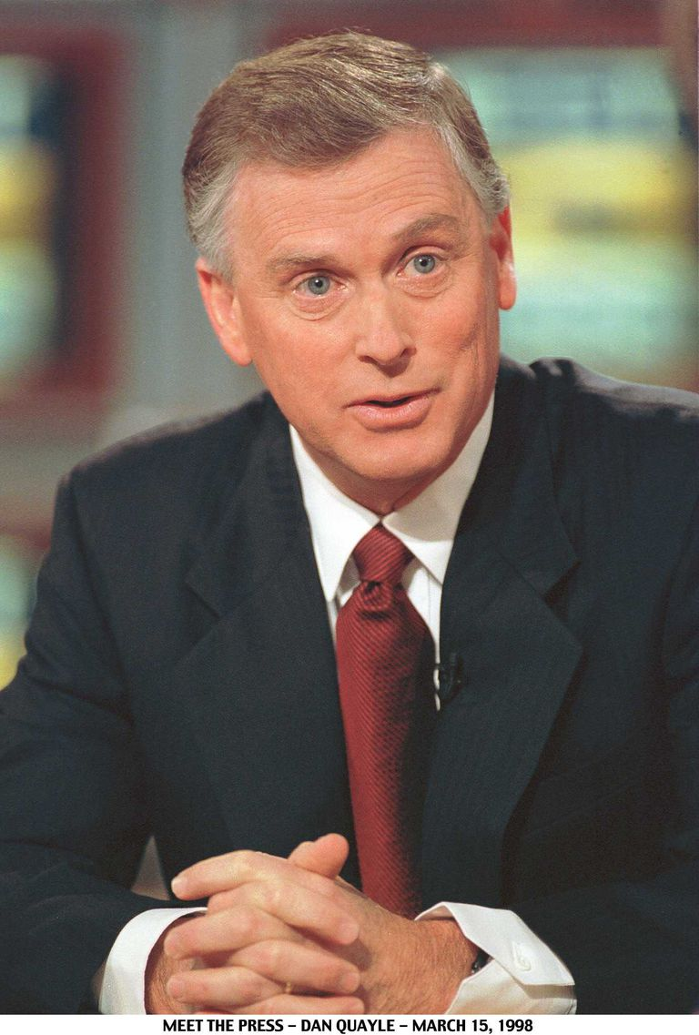 503b802acfb A picture of Former Vice President Dan Quayle